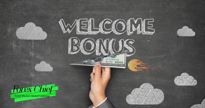 ForexChief welcome bonus